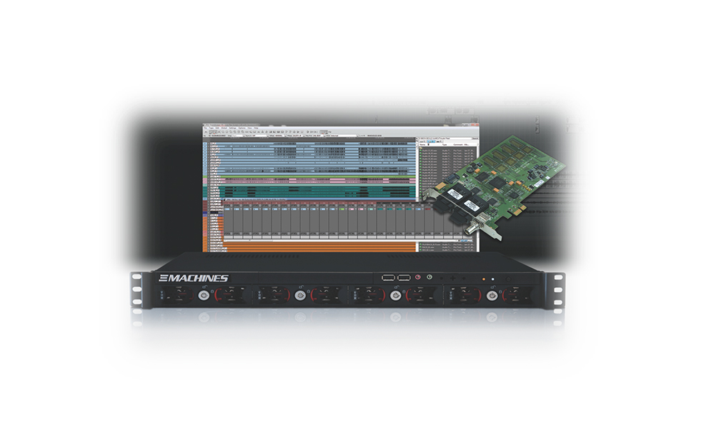 LIVE Workstation MX4