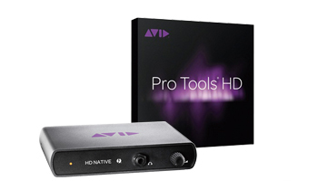 Pro Tools HD Native TB with Pro Tools | Ultimate