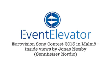 Eurovision Song Contest 2013 - Inside views with Jonas N_sby from Sennheiser Nor
