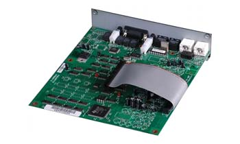 ISA One and 430 Mk II A/D Card