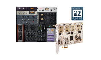UAD-2 PCIe QUAD Core