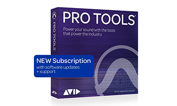 Pro Tools Subscription (BOXED)