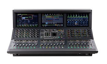 VENUE | S6L-24D Control Surface