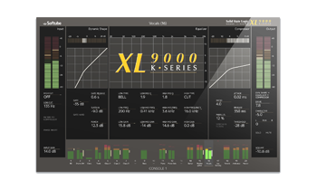SSL XL 9000 K-Series for Console 1