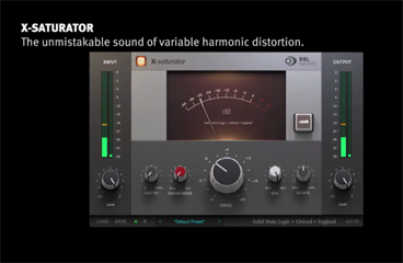 SSL Native X Saturator
