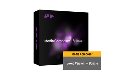 Media Composer  + Dongle BOXED
