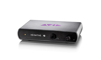 Pro Tools HD Native TB Core