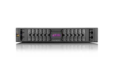 Avid NEXIS | E2 SSD Storage Engines