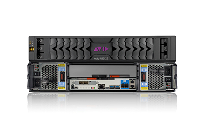 Avid NEXIS | PRO 40TB Engine, 2-user axle Starter™