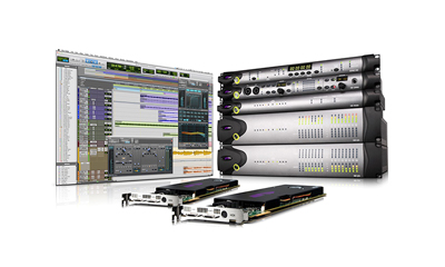 Pro Tools HDX Core with Pro Tools | Ultimate