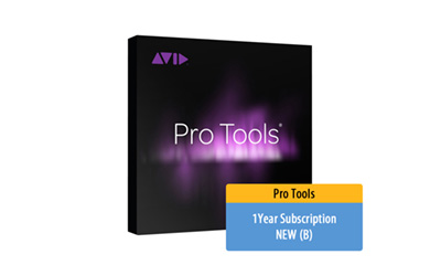 Pro Tools 1Y Subscription NEW (B)