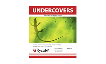 White Undercovers Pack OF 100