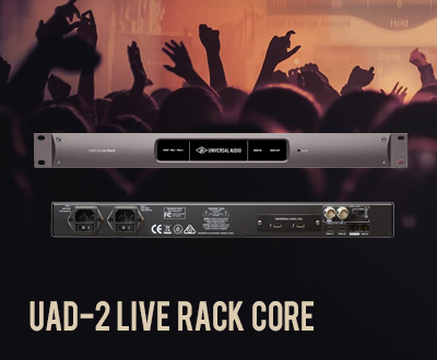 UAD-2 Live Rack Core