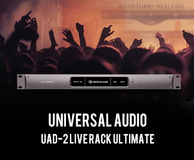 UAD-2 Live Rack Ultimate