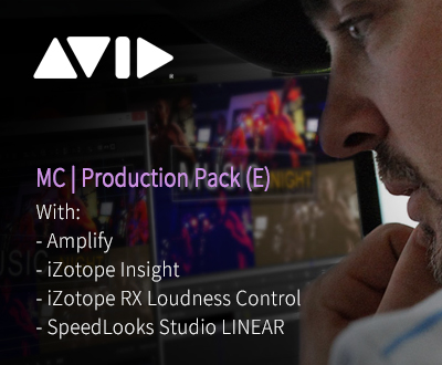 Media Composer | Production Pack (B)