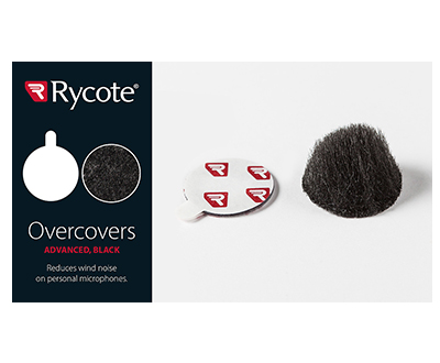 Overcovers Adv, Black (Pack)