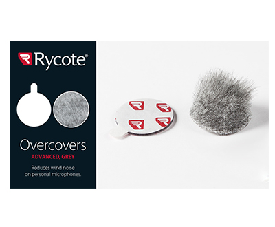 Overcovers Adv, Grey (Pack)