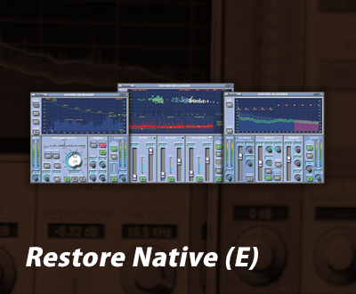Sonnox Restore Native (E)