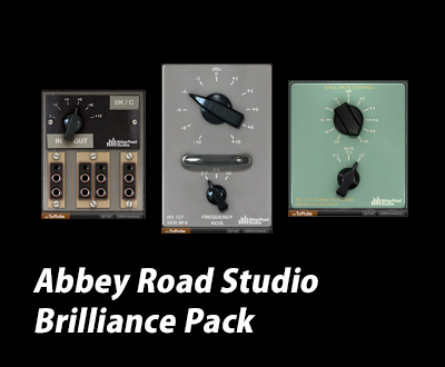Abbey Road Studio Brilliance Pack