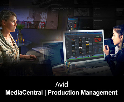 MediaCentral | Production Management